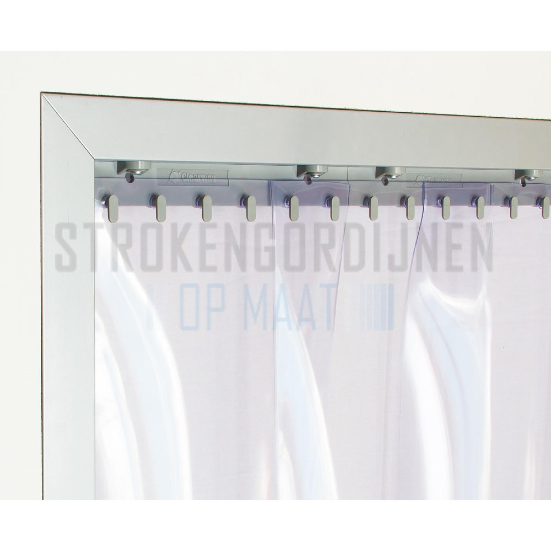 PVC Rolle,Food Safe, lebensmittelbereich, 200mm breit, 2mm dick. Länge: 50 Meter PVC.