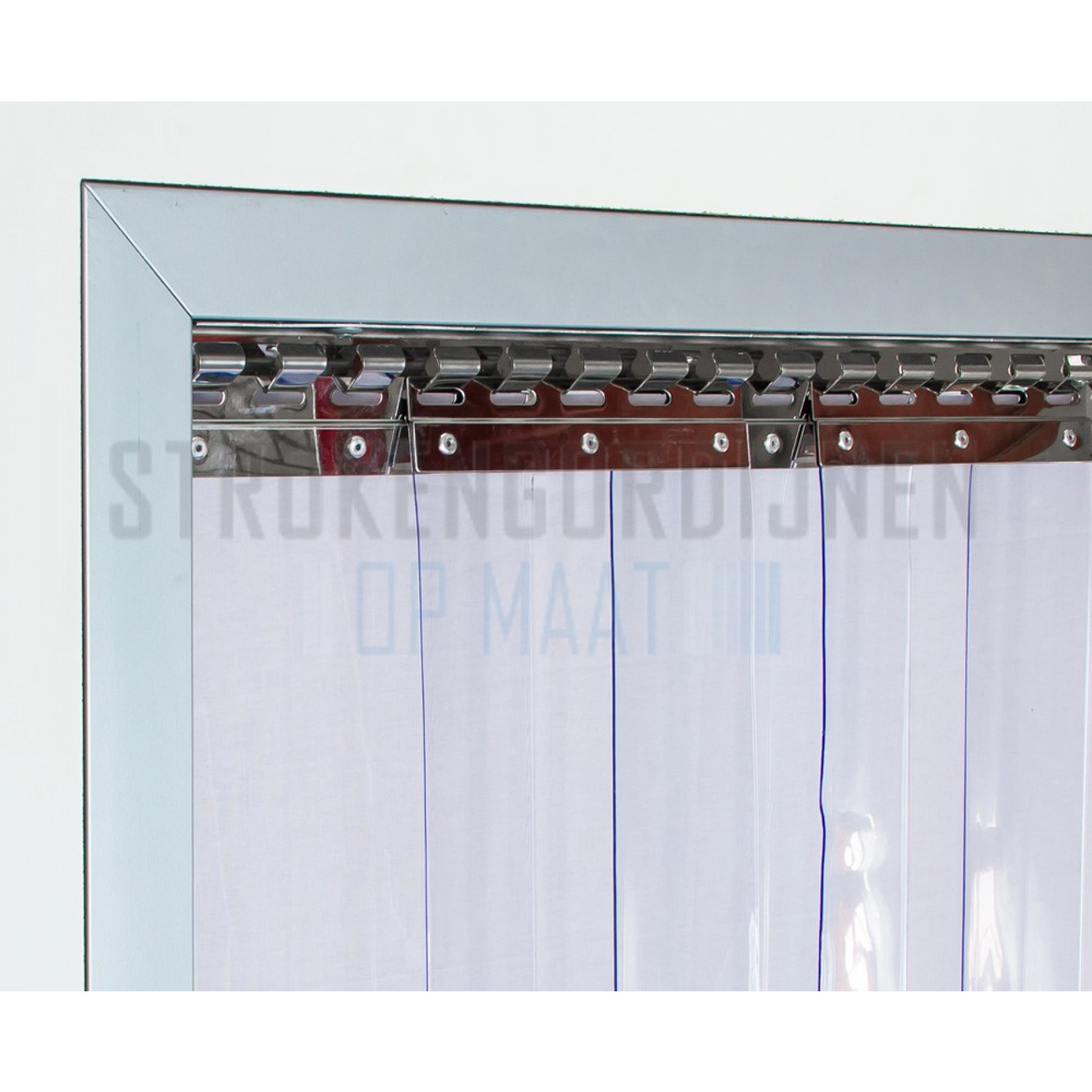 pvc rolle 200mm breit 2mm dick 50 meter lang transparent in pvc streifen. Black Bedroom Furniture Sets. Home Design Ideas
