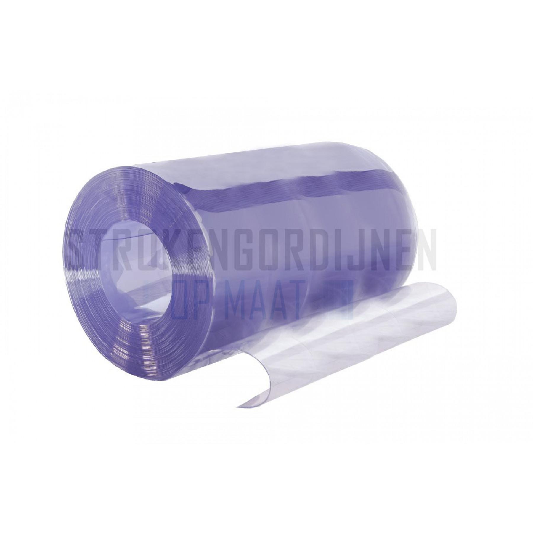 PVC Rolle 1200mm breit, 5mm dick, 20 Meter lang, transparent