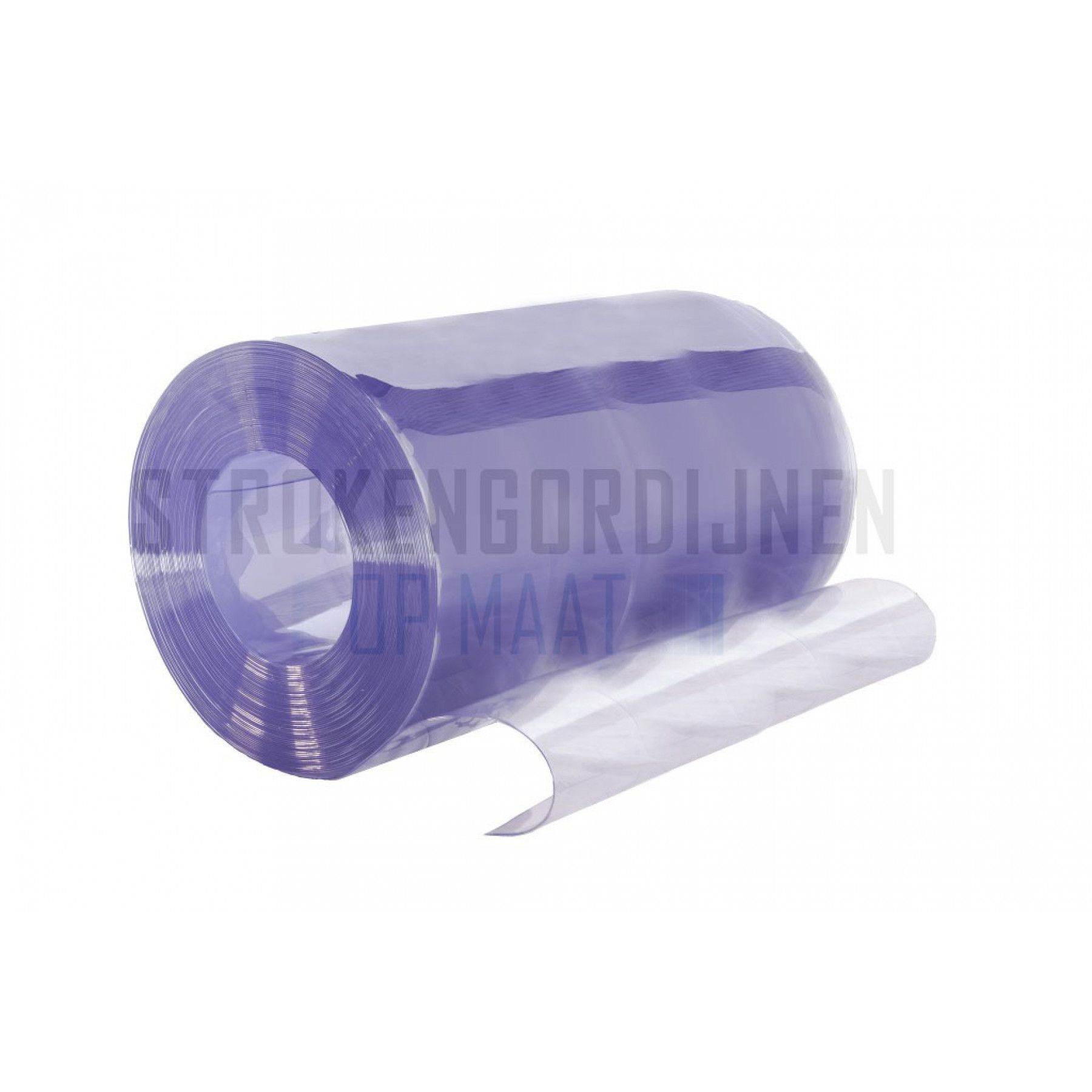 PVC Streifen zur Renovierung, 1200mm breit, 2mm dick, transparent