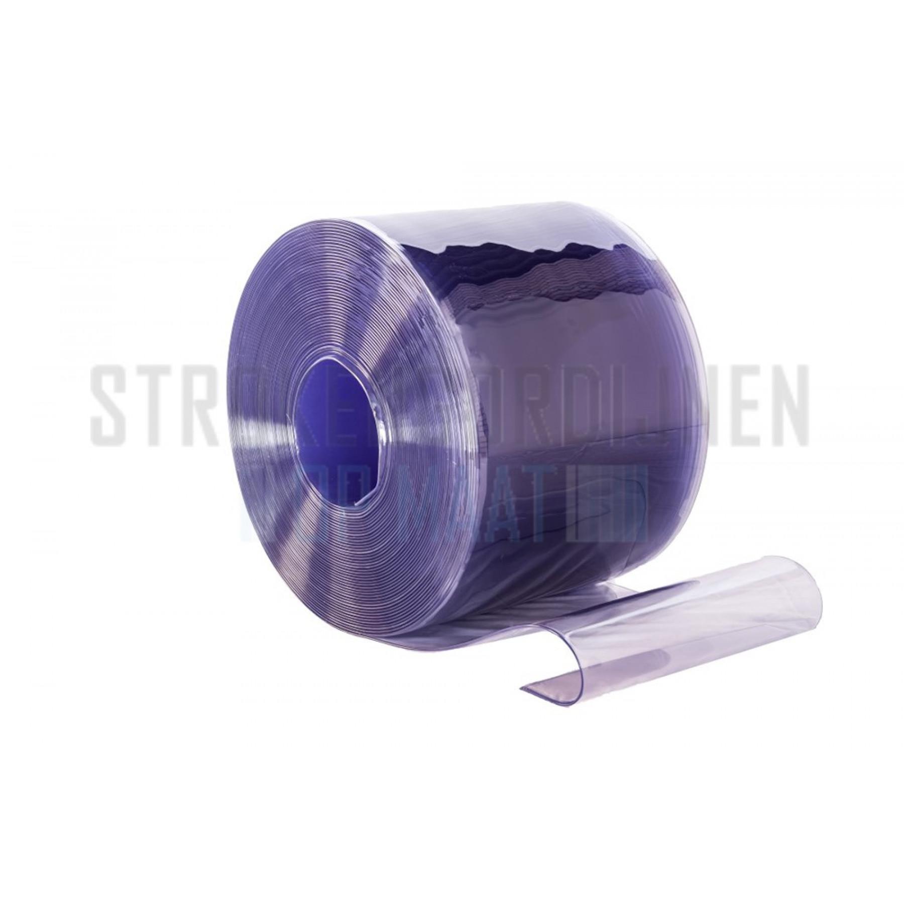 PVC Streifen zur Renovierung, 400mm breit, 4mm dick, transparent