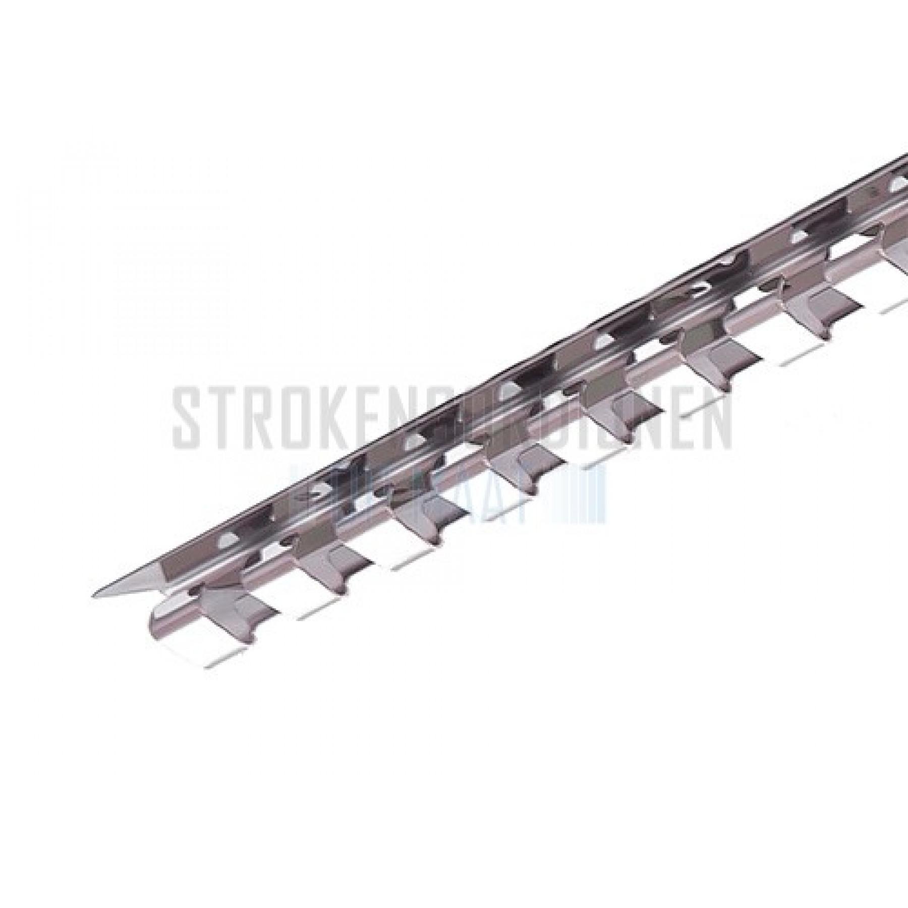 Aufhängesystem, Rostfrei Stahl, 1230 mm lang