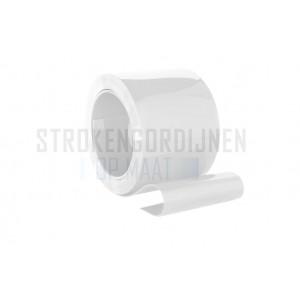 PVC Rolle 300mm breit, 3mm dick, 50 Meter lang, weiß undurchsichtig