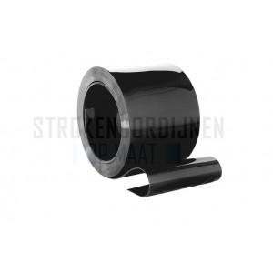 PVC Rolle 300mm breit, 3mm dick, 50 Meter lang, schwarz undurchsichtig