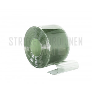 PVC Rolle, 300mm breit, 3mm dick, 50 Meter lang, Super Tiefkühlraum Qualität, transparent