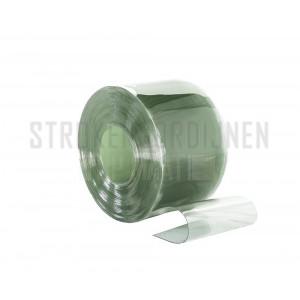 PVC Rolle, 200mm breit, 2mm dick, 50 Meter lang, Super Tiefkühlraum Qualität, transparent