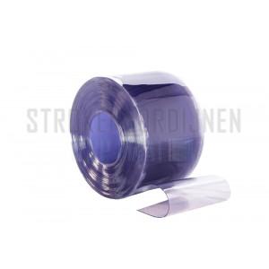 PVC Rolle, antistatisch, 300mm breit, 3mm dick, 50 meter lang, transparent
